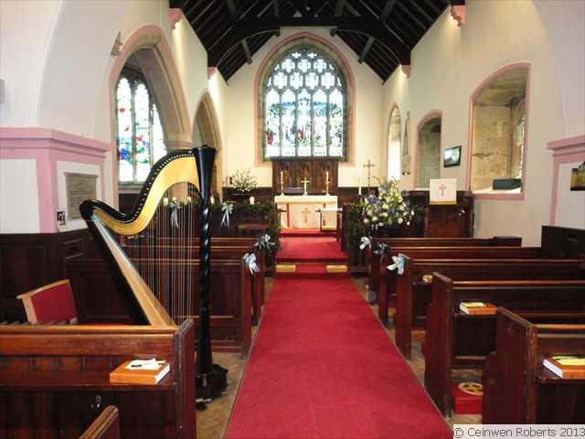 caerwys_parish_church